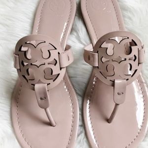 Like new women's Tory Burch Miller patent leather
